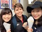 Katelyn in Japan