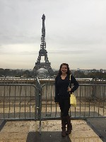 Tara in Paris